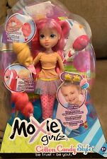 MOXIE girlz Cotton Candy Style Avery Doll Create Fun Hair Styles for You & Doll
