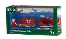 BRIO 33746 Travel Rechargeable Train. Brand new. Free Post with tracking