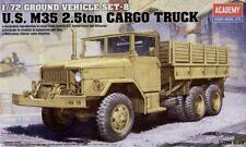 Academy Model kit 1/72 US M35 2.5ton Cargo Truck