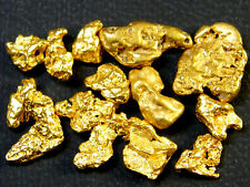 10 Goldnuggets aus Alaska direkt vom Schürfer GN25S10X1
