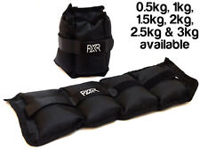 FXR SPORTS WRIST ANKLE WEIGHTS RESISTANCE STRENGTH TRAINING GYM STRAPS