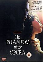 The Phantom Of The Opera (DVD) 2 Disc