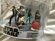 Star Wars New Hope six figurine set playset