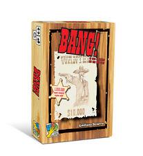 BANG! Quarta Edizione Gioco da tavolo in italiano Scatola base Boardgame NUOVO