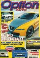 Magazine Option auto N° 94 septembre 1998