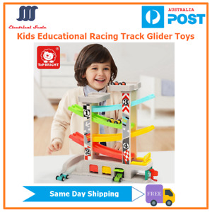 [Sydney Stock]NEW Home Kids Educational Racing Track Glider Toy Kids Gift