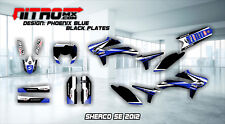 Sherco Graphics Kit Decals Design Stickers SE 250 300 450 2012 12 Motocross MX