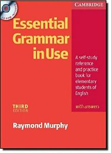 Essential Grammar in Use with Answers an... by Naylor, Helen Mixed media product