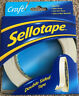Sellotape 12mmx33m Double Sided Tape Ultra Thin, Easy peel
