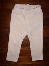 Baby Gap girls light pink pants sz 18-24months