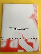 Easy Jazz Conception for Alto Saxophone, Jim Snidero, Book/CD Set