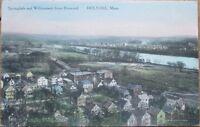 Holyoke, MA 1910 Postcard: Springdale & Williamansett, Elmwood - Massachusetts