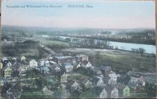 Holyoke, MA 1910 Postcard: Springdale & Williamansett, Elmwood - Massachusetts