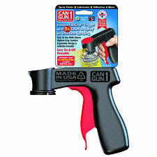 New! *CAN GUN 1* Aerosol Spray Paint Can Premium Handle Full Grip Trigger 02012
