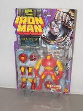 Toybiz 5 inch Iron Man 90's IRON MAN HULKBUSTER removable armor NIB (G38 148)