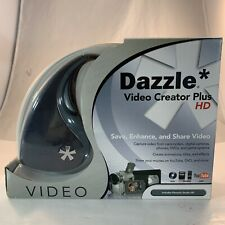 Dazzle DVC-107 Video Creator Plus HD Pinnacle USB Video Capture Device New
