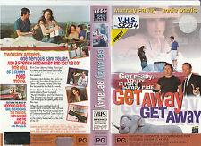 GET AWAY, GET AWAY MURRAY FAHEY ANNIE DAVIS EWEN CAMPBELL RARE OZ PAL VHS VIDEO