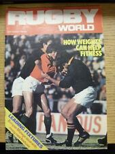 01/09/1980 Rugby World Magazine: September Edition - Complete Issue of the month