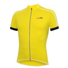 NEW RH+ PRIME CYCLING JERSEY YELLOW - WAS £49.99 NOW £29.99 SAVE £20