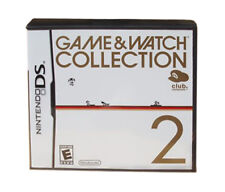 Game and Watch Collection 2, Excellent Nintendo DS, Nintendo DS Video Games