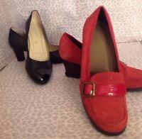 Women's 8 Easy Spirit Heels