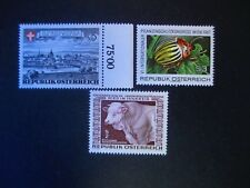 Austria #794-96 Mint Never Hinged- (Z7) I Combine Shipping! 2