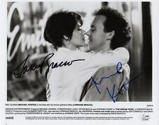 THE DREAM TEAM signed MICHAEL KEATON & LORRAINE BRACCO - authenticated