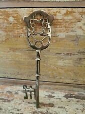Brass Key Decorative Large (D3)