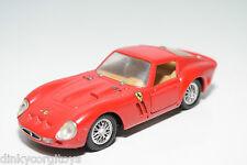 SOLIDO FERRARI 250 GTO 1963 RED EXCELLENT CONDITION