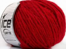 Etno Alpaca  #45058 Red - Ice Merino Wool Alpaca Acrylic Blend Yarn 50 Gram 82yd