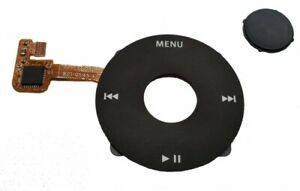 Clickwheel black for iPod Classic