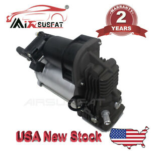 ⭐⭐⭐⭐⭐ AIR SUSPENSION COMPRESSOR FOR MERCEDES GL ML W164 X164 PUMP W/ AIRMATIC US