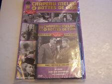 CHAPEAU MELON ET BOTTES DE CUIR , DVD + MAGAZINE NEUF SOUS BLISTER . SAISON 3