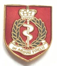 R.A.M.C. Royal Army Medical Corps British Military Enamel Lapel Pin Badge