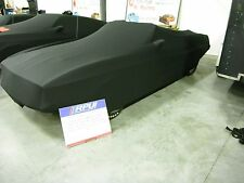 New 1971-1973 Ford Mustang Indoor Car Cover - Convertible Custom Fit