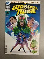 WONDER TWINS #2a (of 6) (2019 DC Universe Comics) ~ VF/NM Comic Book