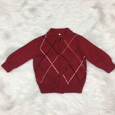 15b713e50005 Argyle Diamond Jumpers   Cardigans (0-24 Months) for Boys