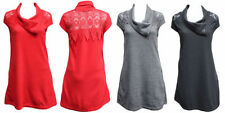 Regular Acrylic Tunic Tops & Blouses for Women