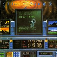 """Iron Maiden - Wasted Years - New 7"""" single"""