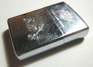 Harley-Davidson Motor Cycles FXRS Low Rider Zippo Lighter
