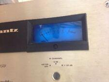Marantz 250/240 / 250M  power amp front meters LED lamps bulbs lights