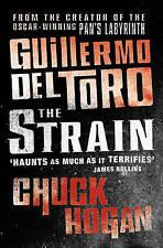The Strain by Chuck Hogan, Guillermo Del Toro (Hardback, 2009)