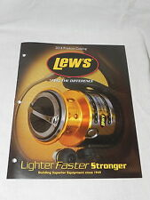 Lew's 2014 Reel & Rod Product Catalog