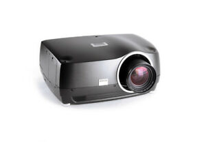 ProjectionDesign Barco F32 SX+ 8000 Lumen DLP Projector with 2 x Lenses