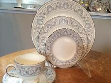 Wedgwood Dolphin bone china FIVE piece place setting R4652