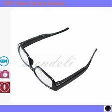 Mini Glasses HD 1080P Spy Camera Hidden Covert Eyewear Cam Video Recorder DVR