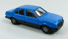Opel Ascona blau Herpa 1:87 H0 ohne OVP [TG4-A9]
