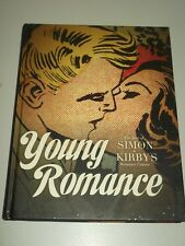 Young Romance Best of Simon & Kirby's Romance Comics (Hardback)< 9781606995020