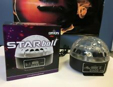 NEW ORION ORFX100 STARBALL MULTI COLOR LIGHTING EFFECT FOR STAGE, DJ's, BANDS