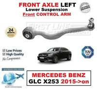 1x Front AXLE LEFT Lower Front CONTROL ARM for MERCEDES BENZ GLC X253 2015->on